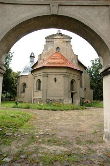Kościół pw. św. Stanisława Biskupa w Borku Wielkopolskim