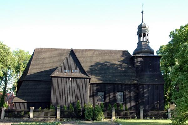 Herb Kościół pw. św. Andrzeja w Brodach