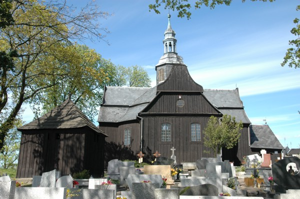 Kościół pw. Świętego Krzyża w Buku