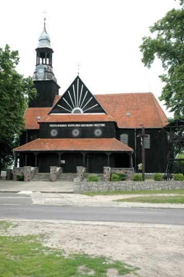 Herb Kościół pw. św. Marcina  w Bukowcu