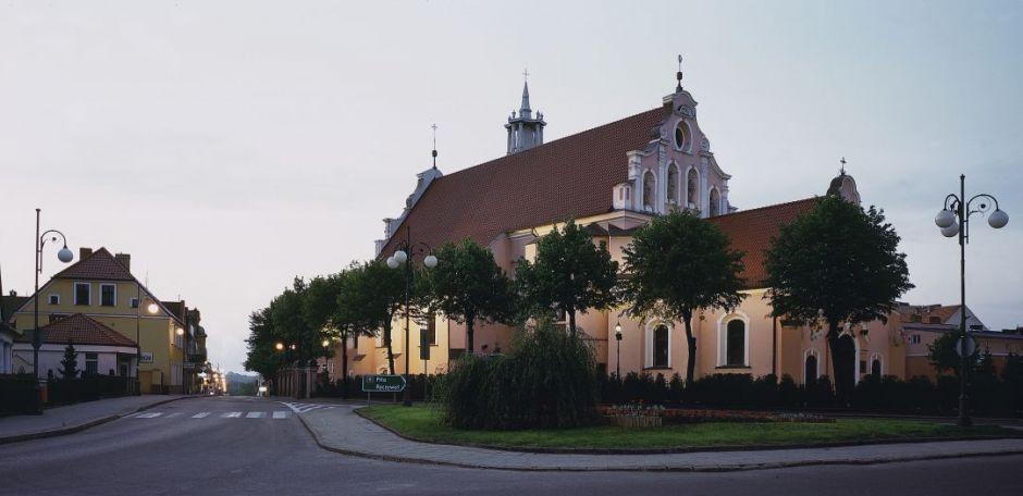 Herb Kościół pw. św. Floriana w Chodzieży