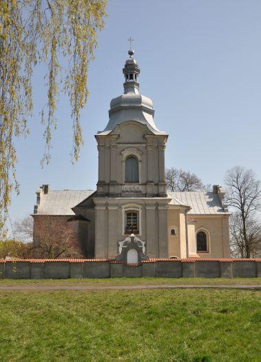 Kościół pw. św. Jana Chrzciciela w Ciążeniu