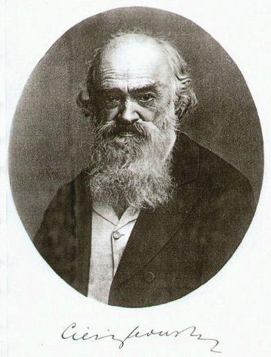 Herb Cieszkowski August (1814-1894)