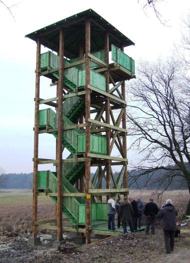 Wieża widokowa w Czmońcu