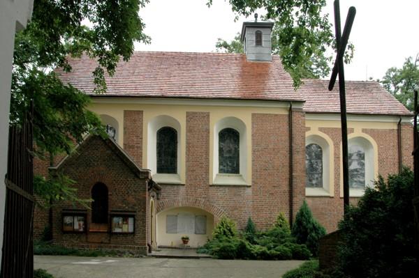 Kościół pw. św. Wojciecha w Dalewie