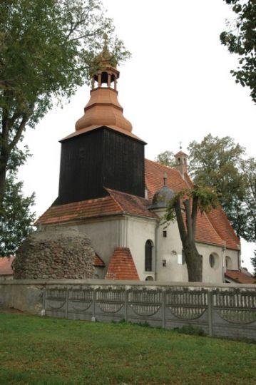 Kościół pw. św. Marcina w Długich Starych