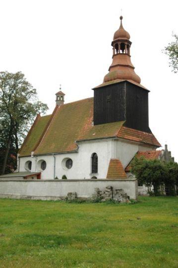Kościół pw. św. Marcina w Długiem Starem