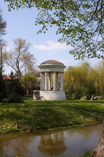 Park w Dobrzycy