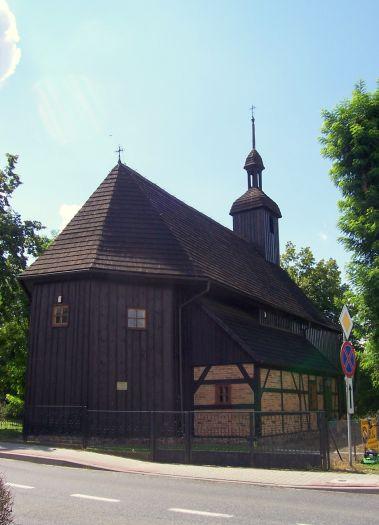 Kościół pw. Świętego Ducha w Dolsku