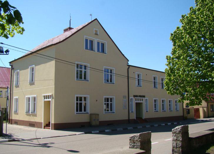 Dom Polski w Zakrzewie