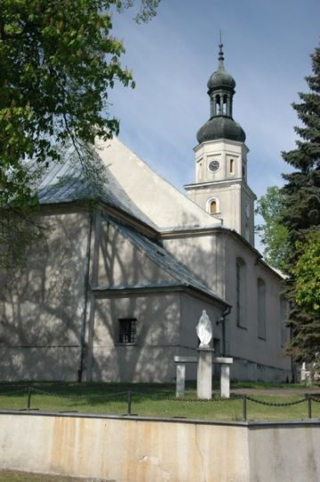 Herb Kościół pw. św. Michała Archanioła w Połajewie