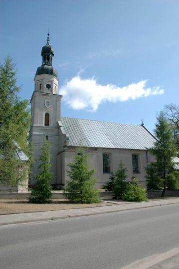 Kościół pw. św. Michała Archanioła w Połajewie