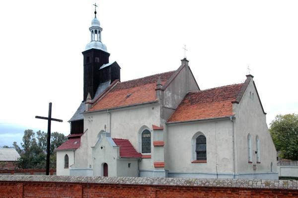 Kościół pw. Wszystkich Świętych w Mórkowie