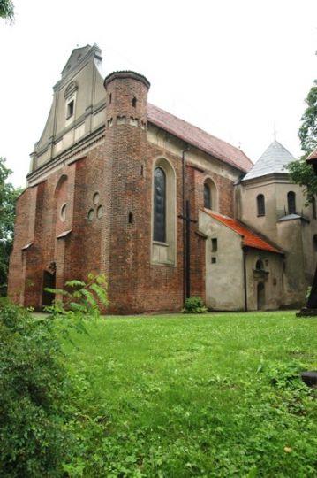 Kościół pw. Świętej Trójcy w Nowym Mieście nad Wartą