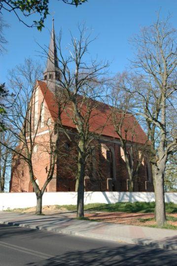 Kościół pw. św. Marcina w Dusznikach