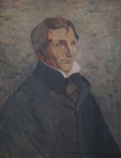 Portret Edwarda Raczyńskiego