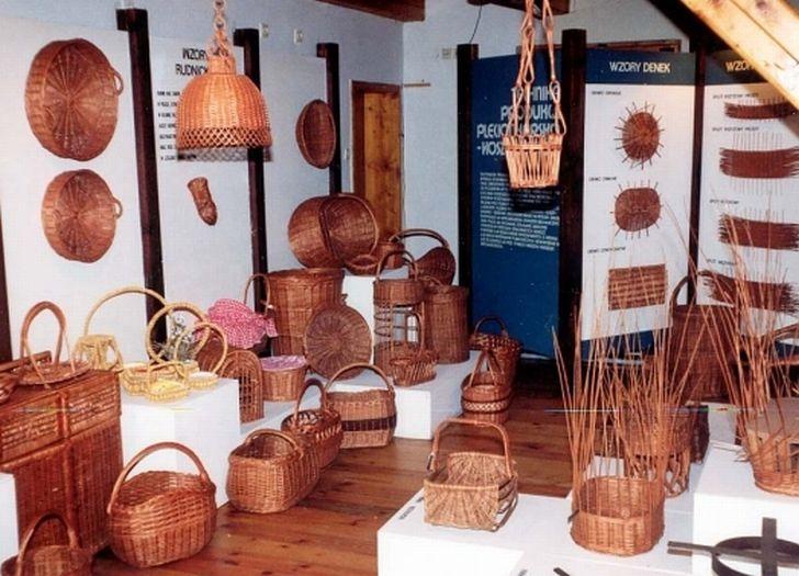 Fragment ekspozycji muzealnej w Nowym Tomyślu