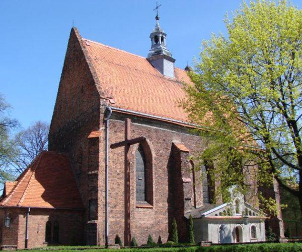 Kościół farny pw. NMP Wniebowziętej w Ostrzeszowie
