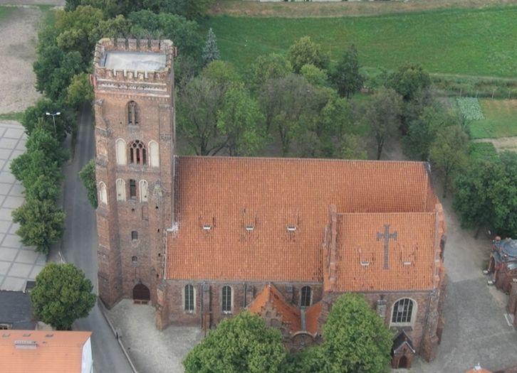 Herb Kościół pw. św. Małgorzaty w Gostyniu