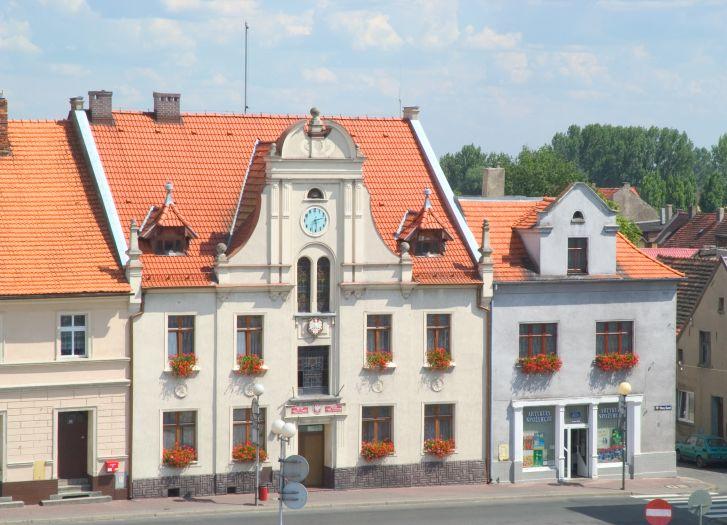 Ratusz w Koźminie Wielkopolskim