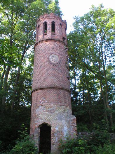 Wieża Bismarcka w Wieleniu
