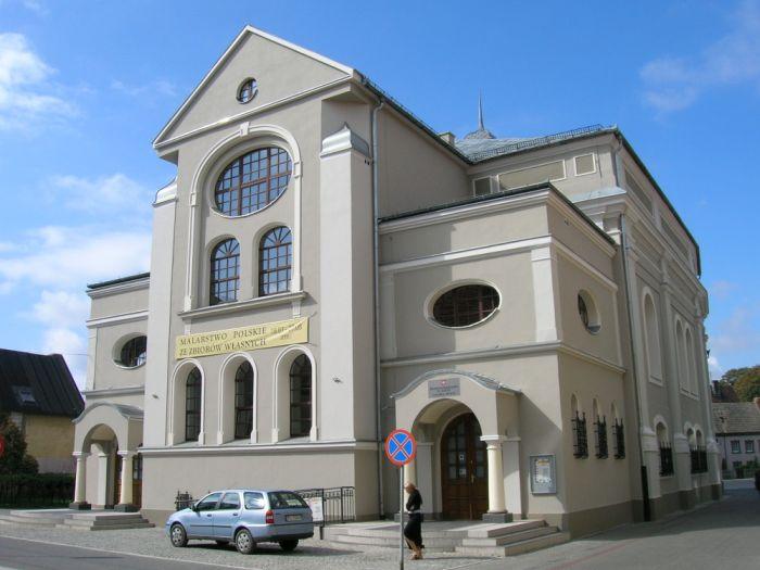 Galeria Sztuki w Lesznie- Oddział Muzeum Okręgowego