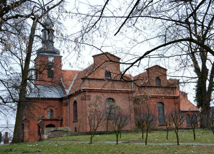 Kościół pw. św. Katarzyny Aleksandryjskiej w Głuchowie