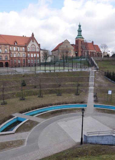 Dolina Pojednania i kościół pw. św. Jana w Gnieźnie