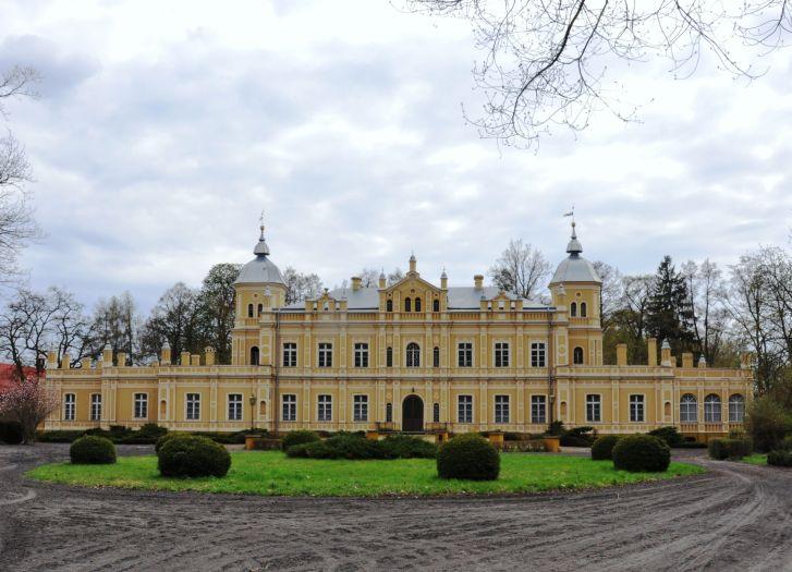 Herb Zamek w Golejewku