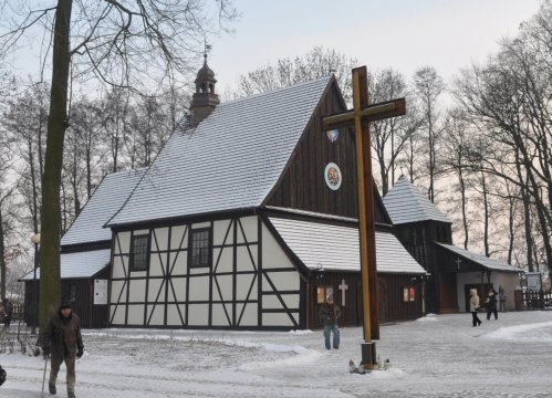 Kościół pw. św. Andrzeja w Golinie