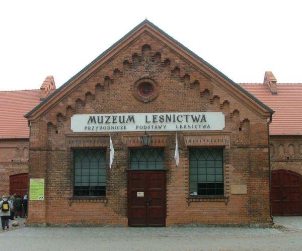 Ośrodek Kultury Leśnej w Gołuchowie