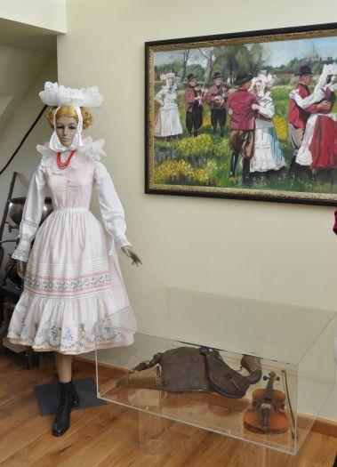 Muzeum Ziemi Gostyńskiej w Gostyniu - fragment ekspozycji