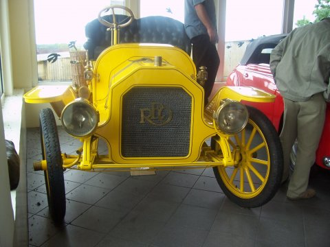 Muzeum Zabytkowych Pojazdów w Gostyniu