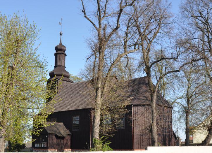 Kościół pw. św. Marcina w Granowie