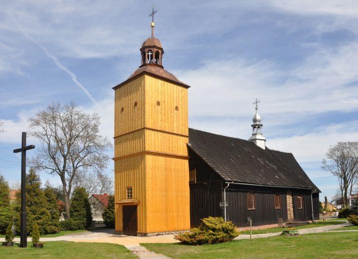 Herb Kościół pw. NMP Niepokalanie Poczętej w Grębaninie