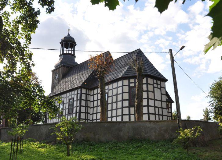 Herb Kościół pw. św. Kazimierza w Gułtowach