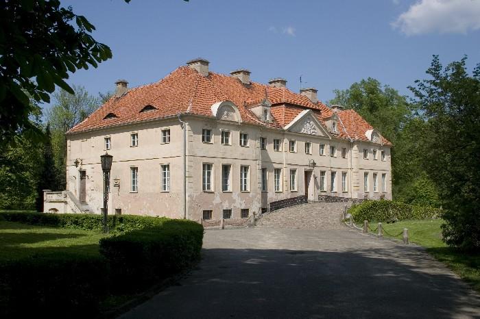 Herb Pałac w Gułtowach