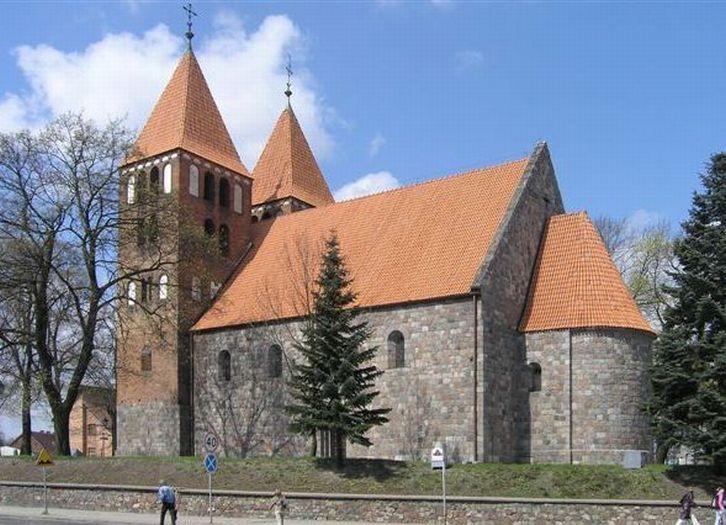 Kościół Imienia NMP (Ruina) w Inowrocławiu