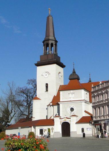 Kościół pw. św. Marcina w Jarocinie