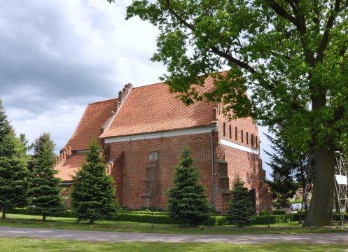 Herb Quest Błogosławiony w Jaszkowie<br>Jaszkowo