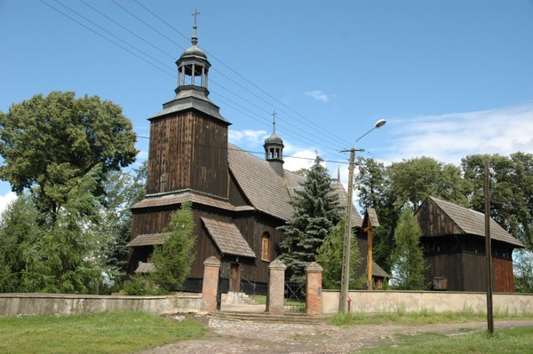Kościół pw. Wszystkich Świętych w Jeżewie