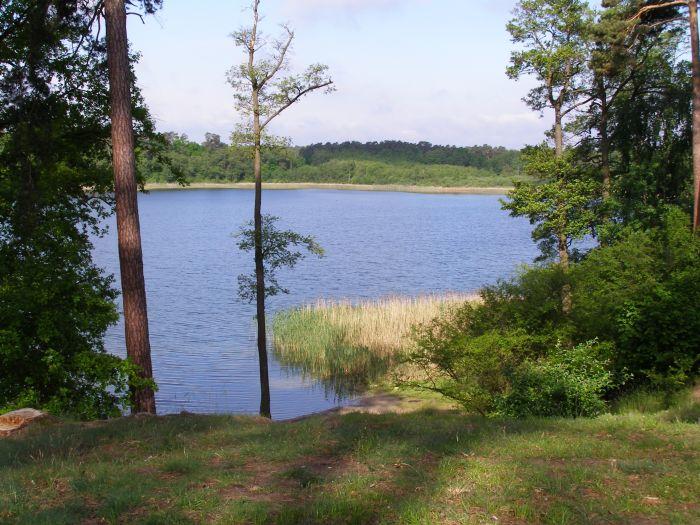 Jezioro Dębiniec