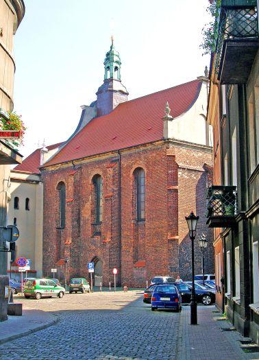 Kościół klasztorny franciszkanów pw. św. Stanisława Biskupa w Kaliszu