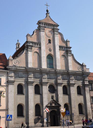 Kościół garnizonowy pw. śś. Stanisława i Wojciecha w Kaliszu