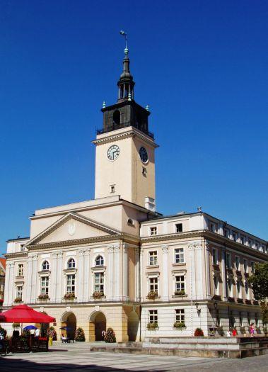 Wieża ratuszowa w Kaliszu