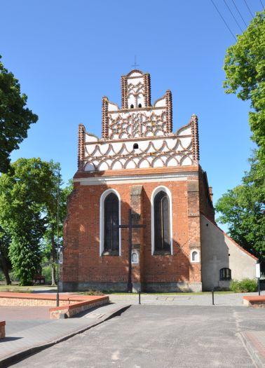Herb Kościół pw. Narodzenia NMP w Kamionnej