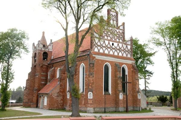 Kościół pw. Narodzenia Najświętszej Maryi Panny w Kamionnie