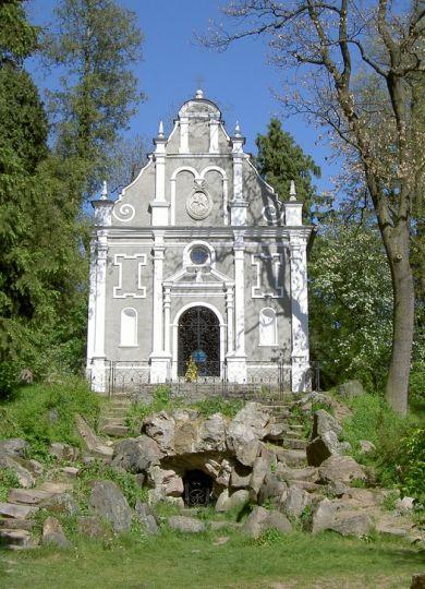 Kaplica grobowa Czartoryskich w Gołuchowie