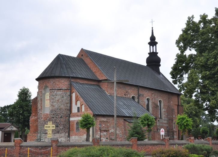 Kościół pw. św. Marcina w Kazimierzu Biskupim