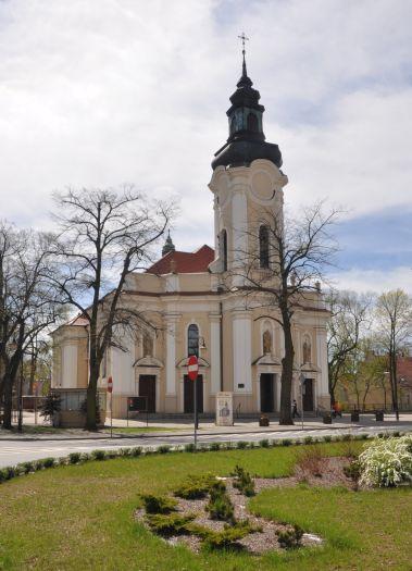 Kościół farny w Kępnie